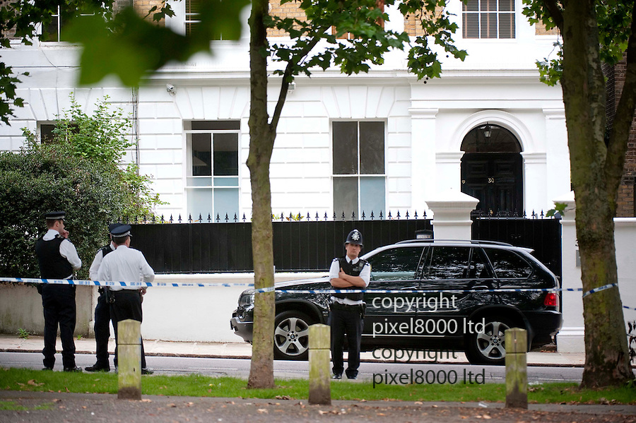 Amy Winehouse home today 28.7.11.Amy's familys member leaves her home with .Amy mum Janis leaves...pic by Gavin Rodgers/ Pixel 8000.07917221968