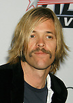 BEVERLY HILLS, CA. - February 07: Musician Taylor Hawkins of The Foofighters  arrives at the 2009 GRAMMY Salute To Industry Icons honoring Clive Davis at the Beverly Hilton Hotel on February 7, 2009 in Beverly Hills, California.