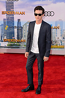 Drake Bell at the world premiere for &quot;Spider-Man: Homecoming&quot; at the TCL Chinese Theatre, Los Angeles, USA 28 June  2017<br /> Picture: Paul Smith/Featureflash/SilverHub 0208 004 5359 sales@silverhubmedia.com