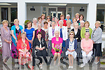 FLOWERS: Ladies of Tralee Flower & Garden Club celebrated its 30th anniversary in the Pavillon Ballygarry House Hotel & Spa, Tralee on Monday evening.