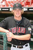 Indianapolis Indians Jonah Bayliss during an International League game at Dunn Tire Park on June 18, 2006 in Buffalo, New York.  (Mike Janes/Four Seam Images)