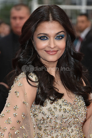Aishwarya Rai arrives at 'Ma Loute' screening at 69th International Cannes Film Festival, France<br /> May 2010<br /> CAP/PL<br /> &copy;Phil Loftus/Capital Pictures /MediaPunch ***NORTH AND SOUTH AMERICA ONLY***