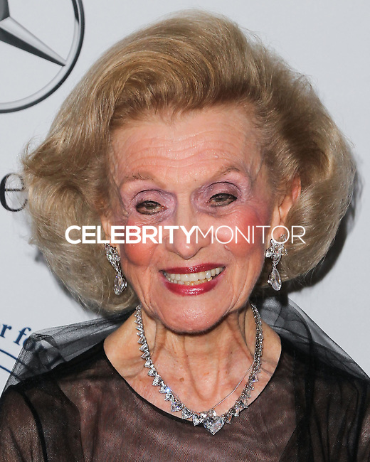 BEVERLY HILLS, CA, USA - OCTOBER 11: Barbara Davis arrives at the 2014 Carousel Of Hope Ball held at the Beverly Hilton Hotel on October 11, 2014 in Beverly Hills, California, United States. (Photo by Celebrity Monitor)