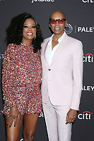 """LOS ANGELES - MAR 17:  Aisha Tyler, RuPaul Andre Charles at the PaleyFest - """"RuPaul's Drag Race"""" Event at the Dolby Theater on March 17, 2019 in Los Angeles, CA"""