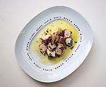 Squid, Bartoletta Restaurant, Las Vegas, Nevada