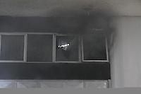 SAO PAULO, SP, 30.06.2014 - Incendio em restaurante - Incendio atinge restaurante na Av Ipiranga na altura do numero 200 região central de São Paulo, nesta segunda-feira (30). (Foto: Marcelo Brammer / Brazil Photo Press).