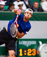 28-05-13, Tennis, France, Paris, Roland Garros, Tommy Haas
