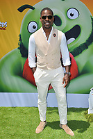 "LOS ANGELES, USA. August 10, 2019: Sterling K. Brown at the premiere of ""The Angry Birds Movie 2"" at the Regency Village Theatre.<br /> Picture: Paul Smith/Featureflash"