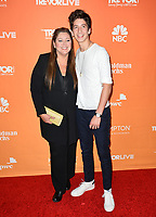 Camryn Manheim &amp; Milo Manheim at the 2017 TrevorLIVE LA Gala at the beverly Hilton Hotel, Beverly Hills, USA 03 Dec. 2017<br /> Picture: Paul Smith/Featureflash/SilverHub 0208 004 5359 sales@silverhubmedia.com