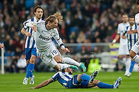 League BBVA round 16: Real Madrid vs Espanyol (2-2)