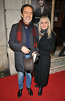 Robert Lindsay and Tracey Bennett at the &quot;Girl From The North Country&quot; press night, Noel Coward Theatre, St Martin's Lane, London, England, UK, on Thursday 11 January 2018.<br /> CAP/CAN<br /> &copy;CAN/Capital Pictures