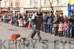 The Castleisland St Patrick's Day Parade.