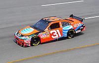 May 2, 2008; Richmond, VA, USA; NASCAR Sprint Cup Series driver Jeff Burton during practice for the Dan Lowry 400 at the Richmond International Raceway. Mandatory Credit: Mark J. Rebilas-US PRESSWIRE