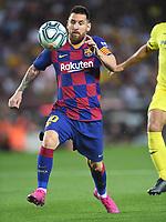Lionel Messi<br /> <br /> 21/01/2016 <br /> Barcelona - Villarreal <br /> Calcio La Liga 2019/2020 <br /> Photo Paco Largo Panoramic/insidefoto <br /> ITALY ONLY