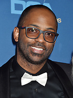 HOLLYWOOD, CA - FEBRUARY 02: Ramell Ross attends the 71st Annual Directors Guild Of America Awards at The Ray Dolby Ballroom at Hollywood &amp; Highland Center on February 02, 2019 in Hollywood, California.<br /> CAP/ROT/TM<br /> &copy;TM/ROT/Capital Pictures
