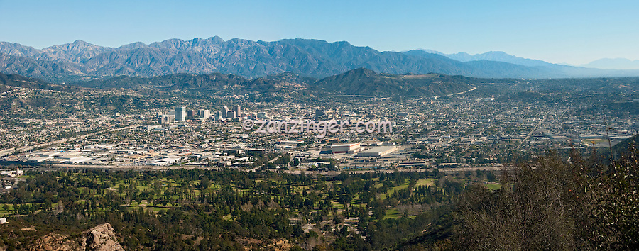 Los Angeles, California, CA. Griffith Observatory, park, Hiking Trail, ,Beautiful Background