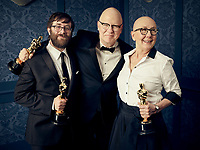 Oscar® winners Jeff Reichert, Steven Bognar and Julia Reichert during the 92nd Oscars® on Sunday, February 9, 2020 at the Dolby Theatre® in Hollywood, CA, televised live by the ABC Television Network.<br /> *Editorial Use Only*<br /> CAP/AMPAS<br /> Supplied by Capital Pictures