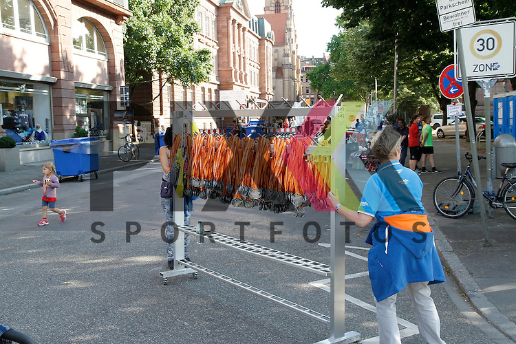 SAP Arena Marathon 31.05.2014.<br /> <br /> Foto &copy; Rhein-Neckar-Picture *** Foto ist honorarpflichtig! *** Auf Anfrage in hoeherer Qualitaet/Aufloesung. Belegexemplar erbeten. Veroeffentlichung ausschliesslich f&uuml;r journalistisch-publizistische Zwecke.