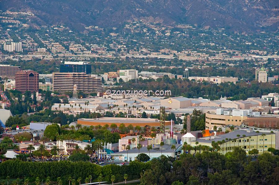 Universal City/Studios, CA,  San Fernando Valley, Burbank, California