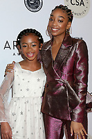 LOS ANGELES - JAN 30:  Faithe Herman, Eris Baker at the 35th Artios Awards at the Beverly Hilton Hotel on January 30, 2020 in Beverly Hills, CA