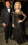 Bradford Wyatt and Lynn Wyatt at the Museum of Fine Arts gala Friday Oct. 09,2009. (Dave Rossman/For the Chronicle)