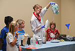 CC Library - Mad Science event