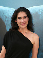 HOLLYWOOD, CA - August 6: Alicia Coppola, at Warner Bros. Pictures And Gravity Pictures' Premiere Of &quot;The Meg&quot; at TCL Chinese Theatre IMAX in Hollywood, California on August 6, 2018. <br /> CAP/MPI/FS<br /> &copy;FS/MPI/Capital Pictures