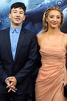 Barry Keoghan mit Freundin Shona Guerin bei der Premiere des Kinofilms 'Dunkirk' im AMC Lincoln Square IMAX. New York, 18.07.2017