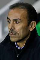 Sheffield Wednesday manager, Jos Luhukay during the Sky Bet Championship match between Millwall and Sheff Wednesday at The Den, London, England on 20 February 2018. Photo by Carlton Myrie.