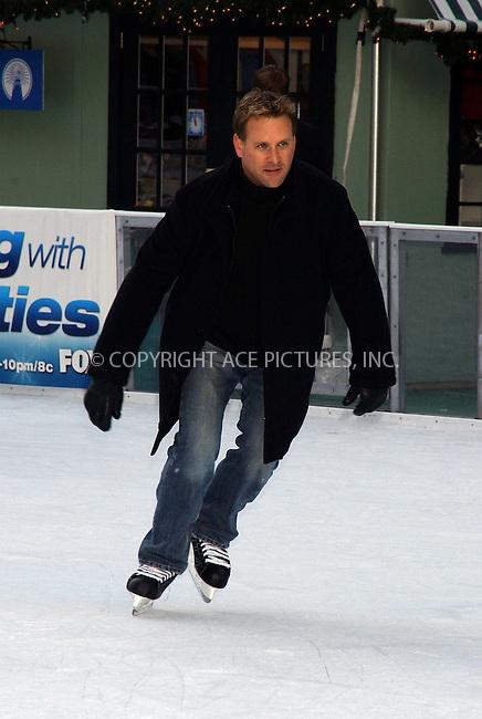 WWW.ACEPIXS.COM . . . . . ....NEW YORK, JANUARY 10 2006....Dave Coulier 'Skating With Celebrities' at Bryant Park. ....Please byline: KRISTIN CALLAHAN - ACEPIXS.COM.. . . . . . ..Ace Pictures, Inc:  ..Philip Vaughan (212) 243-8787 or (646) 679 0430..e-mail: info@acepixs.com..web: http://www.acepixs.com