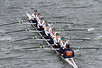 Crew: 134  Kings Sch Chester  Event: Girls CHAMP eights<br /> <br /> Schools' Head of the River 2017<br /> <br /> To purchase this photo, or to see pricing information for Prints and Downloads, click the blue 'Add to Cart' button at the top-right of the page.