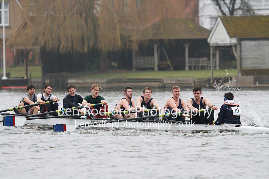 Crew: 20 - Bournemouth Univ  - IM3.8+ <br /> <br /> Henley Fours &amp; Eights Head 2017<br /> <br /> To purchase this photo, or to see pricing information for Prints and Downloads, click the blue 'Add to Cart' button at the top-right of the page.