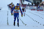 Cross Country Ski World Cup 2018 FIS in Val Di Fiemme, on January 6, 2018; Tour de ski; Men 15.0 Km Mass Start Classic;