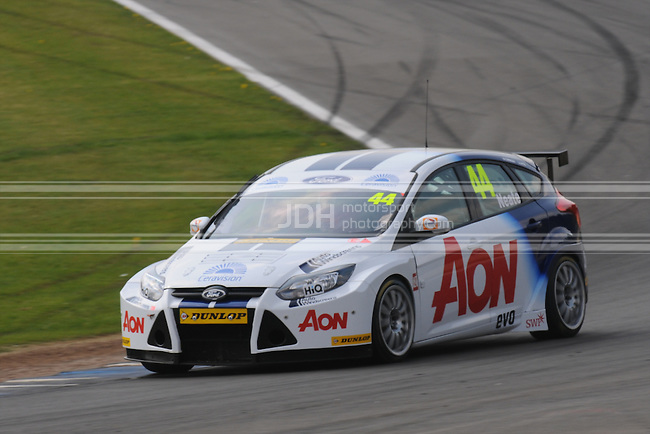 Andy Neate - Team AON Ford Focus