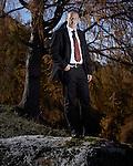 Nendaz, le 13 novembre 2012, Stéphane Rossini, président du parti socialiste Suisse. © sedrik nemeth