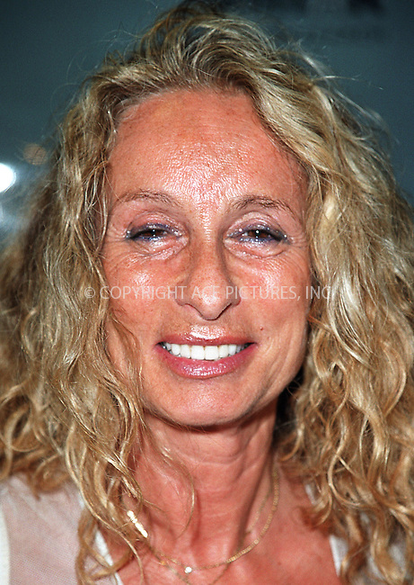 "Socialite Anne Jones at AmFar's ""Honoring With Pride"" event at Chelsea Piers in New York. June 26, 2002. Please byline: Alecsey Boldeskul/NY Photo Press.   ..*PAY-PER-USE*      ....NY Photo Press:  ..phone (646) 267-6913;   ..e-mail: info@nyphotopress.com"
