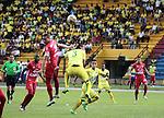 Bucaramanga igualó como local 0-0 ante Patriotas. Fecha 2 Liga Águila II-2016.