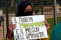 Film anti-islam, protesta dei musulmani
