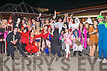 HALLOWEEN PARTY: Enjoying a great time at the Banna hotel Halloween Party on Saturday.