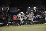 St. George's vs. Christian Brothers in Collierville, Tenn. on Thursday, October 22, 2015.