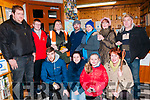Tarbert Fright Nite: Taking part in the Tarbert Fright Nite on Saturday night last were in front Shane Crmody, Anne Walsh, Niamh Enright & Marie Moore Walsh. Back: Henry Prendiville, Jason Walsh, Ann White, Kieth Walsh, Marie McNamara, Ann Sheehy & Tom Enright.