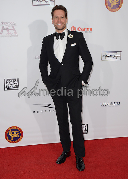 06 February  - Los Angeles, Ca - Ioan Gruffudd. Arrivals for the Society of Camera Operators Lifetime Achievement Awards held at Paramount Theater at Paramount Studios. Photo Credit: Birdie Thompson/AdMedia