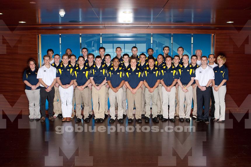 2012 Men's Gymnastics