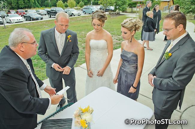 C&M wedding - reception