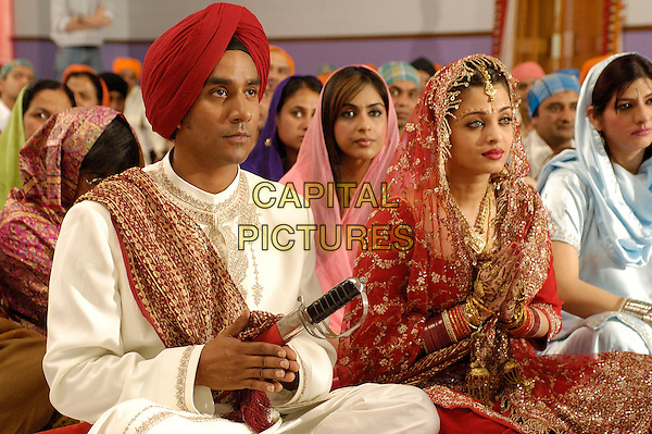NAVEEN ANDREWS & AISHWARYA RAI.in Provoked.**Editorial Use Only**.www.capitalpictures.com.sales@capitalpictures.com.Supplied by Capital Pictures