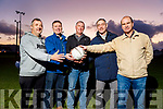 Martin McKivergan, John Walsh, Jerry Fitzmaurice, Pa Laide and Malachy Nagle members of the Austin Stacks team that won the County Football Championship in 1994
