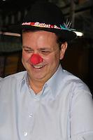 SAO PAULO, SP, 26 DE MAIO DE 2012 - XVII MAIFEST - O prefeito Gilberto Kassab, durante o XIII Maifest - Cultura pela Paz, no bairro de Santo Amaro região sul da capital paulista, neste sabado, 26. (FOTO: MILENE CARDOSO / BRAZIL PHOTO PRESS).<br /> ..