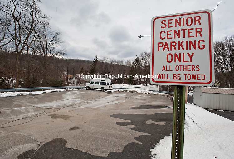 WINSTED, CT-012014JS03- Some capital improvements proposed by the Winsted new capital  committee's top priorities are to repave the parking lot at the Blanche McCarthy Senior Center,  new police cruisers and replacing the roof on the Prospect Street fire house, as well as road improvements and maintenance.  <br /> Jim Shannon Republican-American