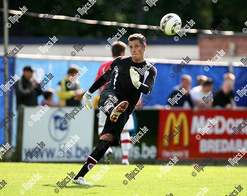 2009-07-18 / Seizoen 2009-2010 / Voetbal / R. Antwerp F.C. / Kevin Wauthy..Foto: Maarten Straetemans (SMB)