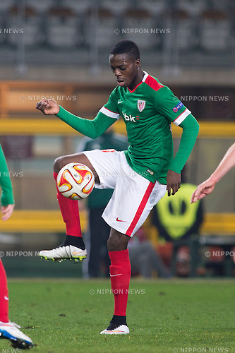 Inaki Williams (Bilbao), FEBRUARY 19, 2015 - Football / Soccer : UEFA Europa League, round of 32 first leg match between Torino FC 2-2 Athletic Club Bilbao at Stadio Olimpico di Torino in Turin, Italy. (Photo by Maurizio Borsari/AFLO)
